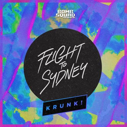 Flight to Sydney von KrunK