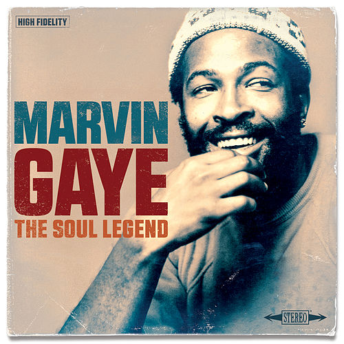 Marvin Gaye, The Soul Legend de Marvin Gaye