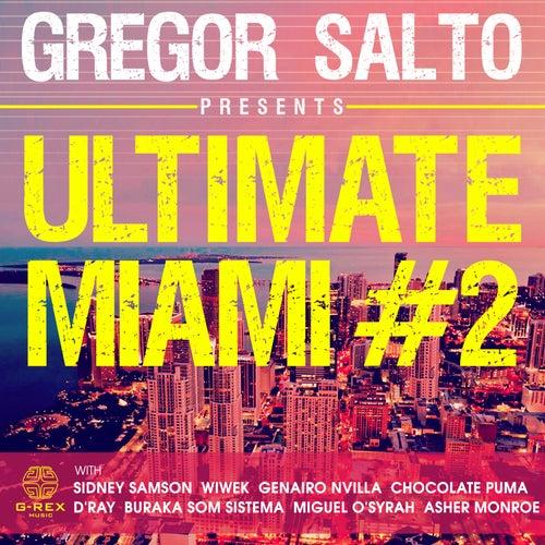 Gregor Salto Ultimate Miami 2 von Various Artists