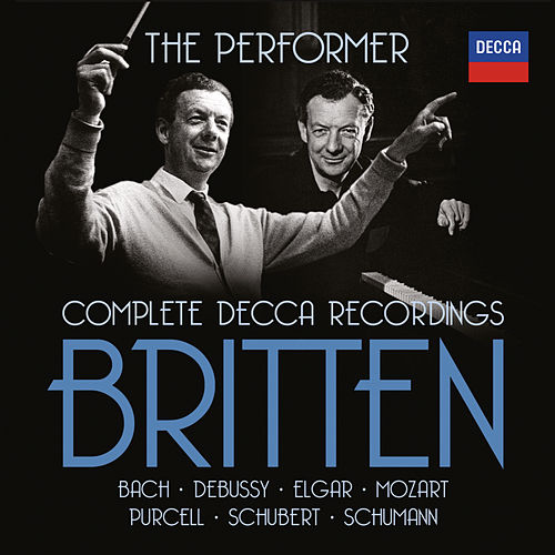 Britten The Performer by Benjamin Britten