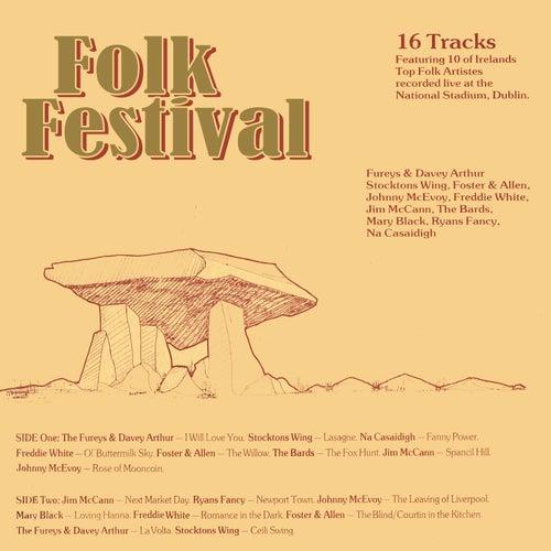 Folk Festival by Various Artists