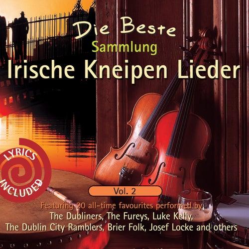 Die Beste Sammlung Irische Kneipen Lieder, Vol. 2 by Various Artists