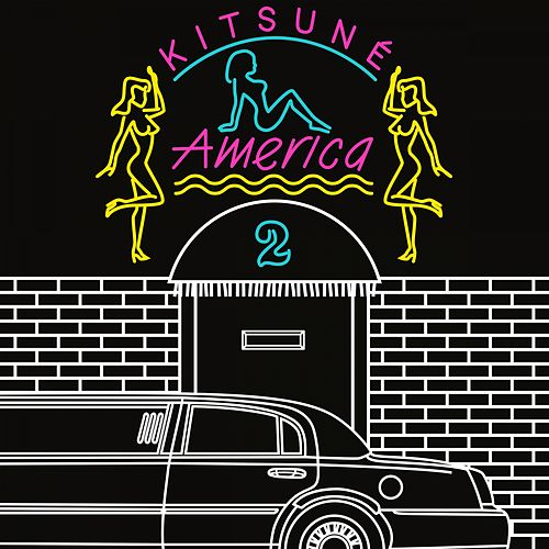 Kitsuné America 2 de Various Artists
