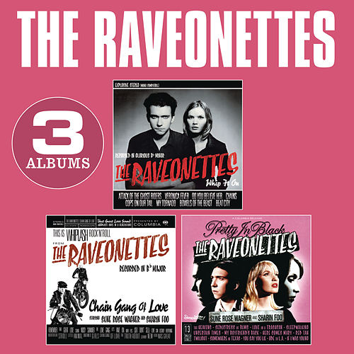 Original Album Classics von The Raveonettes