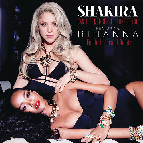 Can't Remember to Forget You (Remix) de Shakira