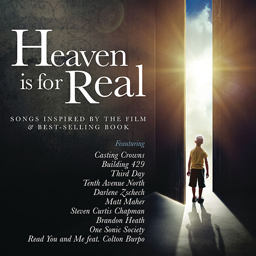Heaven is for Real (Songs Inspired by the Film & Best-Selling Book) de Various Artists