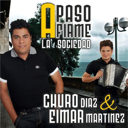 A Paso Firme von Churo Diaz & Eimar Martinez