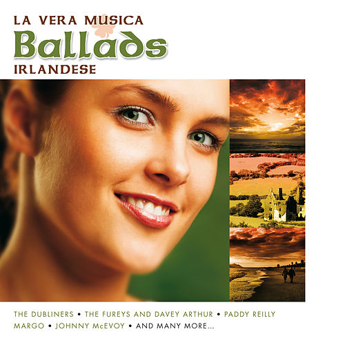 La Vera Musica Ballads Irlandese by Various Artists