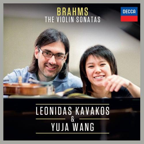 Brahms: The Violin Sonatas von Leonidas Kavakos