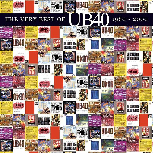 The Very Best Of UB40 von UB40