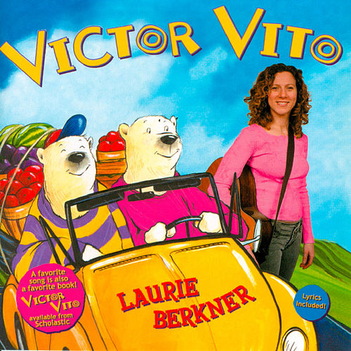 Victor Vito de The Laurie Berkner Band