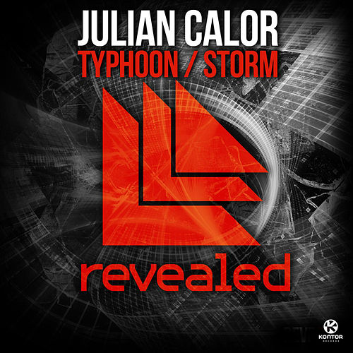 Typhoon / Storm von Julian Calor