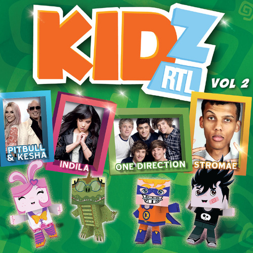 Kidz RTL 2 de Various Artists