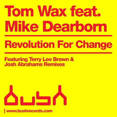 Revolution for Change by Tom Wax