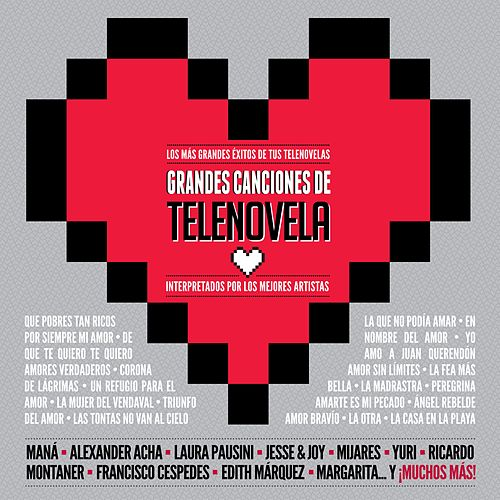 Grandes Canciones de Telenovela von Various Artists