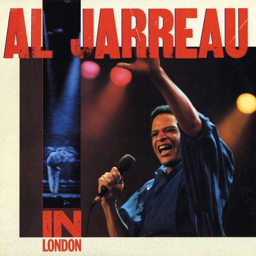 Live In London de Al Jarreau