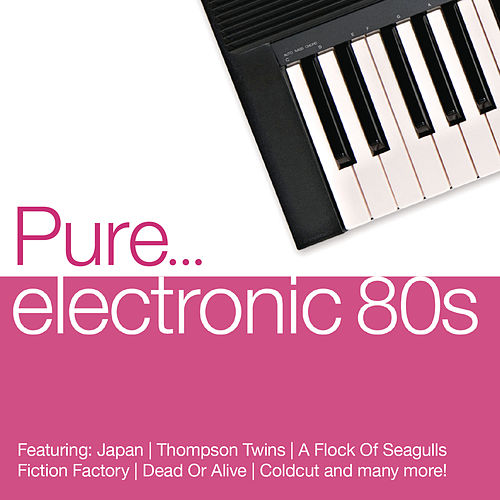 Pure... Electronic 80s von Various Artists