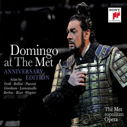 Plácido Domingo at the MET de Placido Domingo
