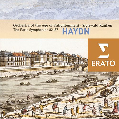 Haydn - The Paris Symphonies von Orchestra Of The Age Of Enlightenment