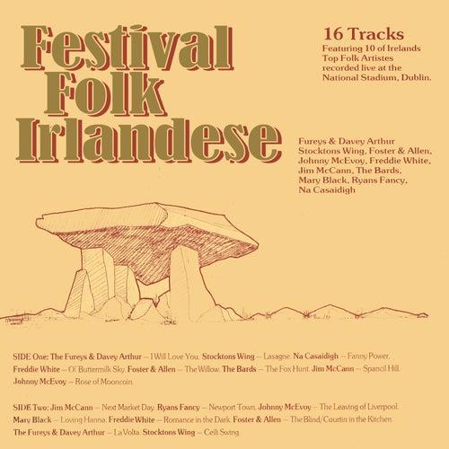 Festival Folk Irlandese by Various Artists