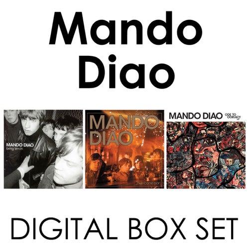 Mando Diao x 3 by Mando Diao