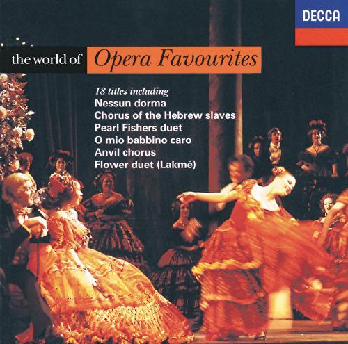 The World of Opera Favourites von Various Artists