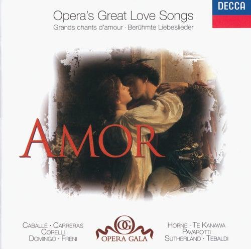 Amor - Opera's Great Love Songs di Montserrat Caballé