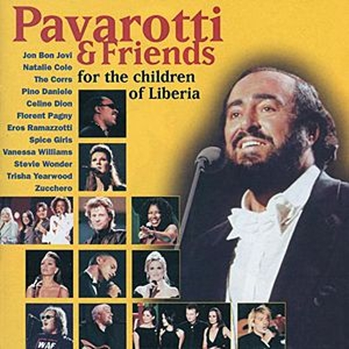 Pavarotti & Friends For The Children Of Liberia by Various Artists