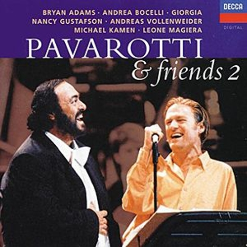 Pavarotti & Friends 2 von Various Artists