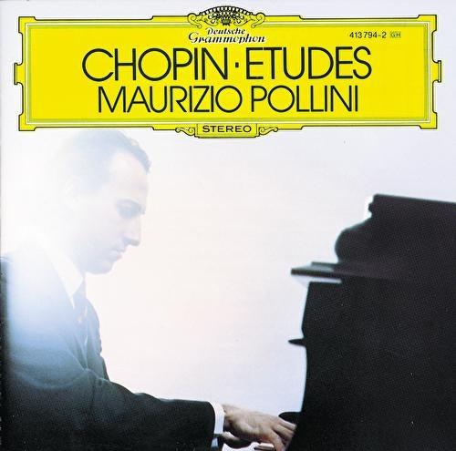Chopin: Etudes Opp.10 & 25 von Maurizio Pollini