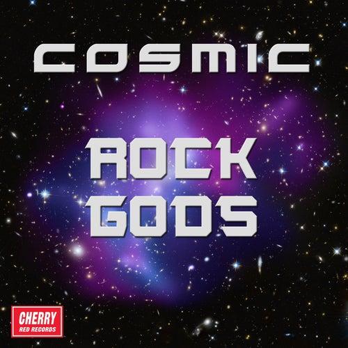 Cosmic Rock Gods de Various Artists