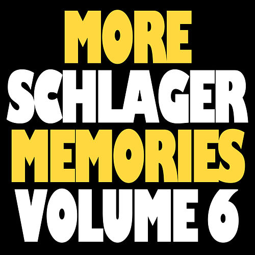 More Schlager Memories, Vol. 6 de Various Artists