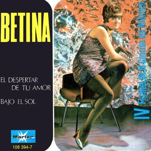 El Despertar de Tu Amor by Betina