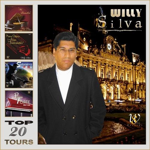 Top 20 Tours de Willy Silva