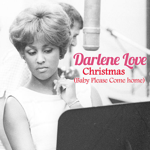 Darlene Love Christmas.Christmas Baby Please Come Home Redwood Records By