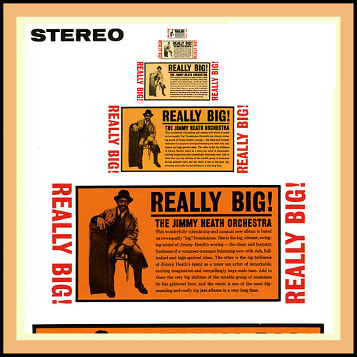 Really Big! (feat. Cedar Walton) [Bonus Track Version] von Jimmy Heath