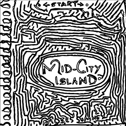 Mid-City Island by Moses Sumney