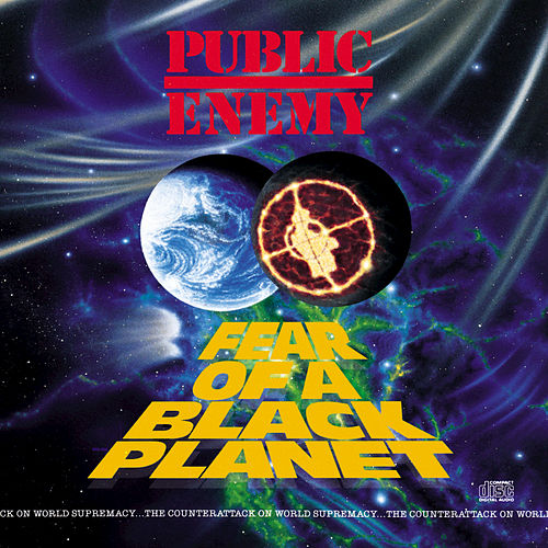 Fear Of A Black Planet by Public Enemy