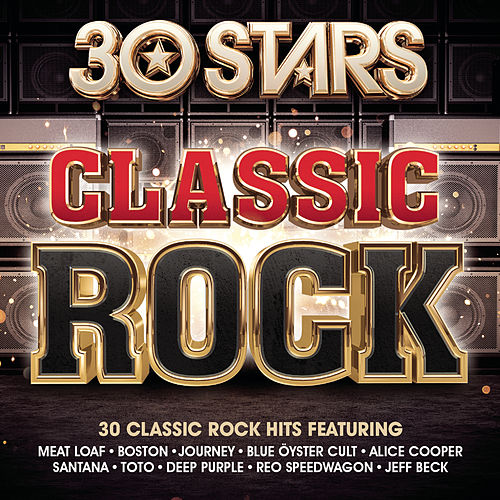 30 Stars: Classic Rock de Various Artists