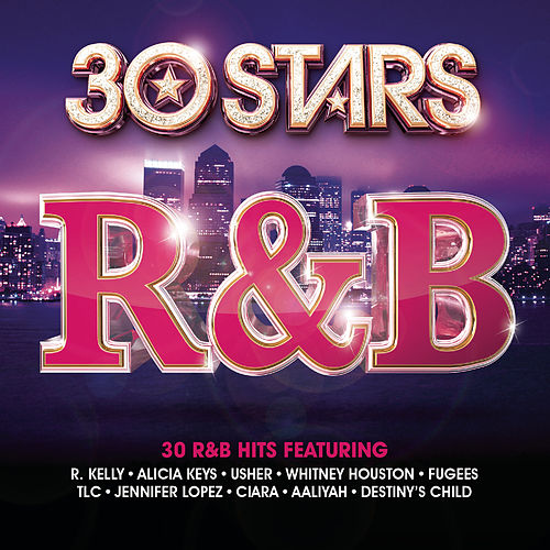 30 Stars: R&B di Various Artists