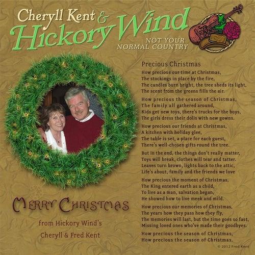 Precious Christmas by Cheryll Kent