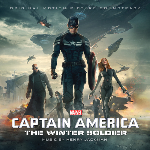 Captain America: The Winter Soldier (Original Motion Picture Soundtrack) de Henry Jackman