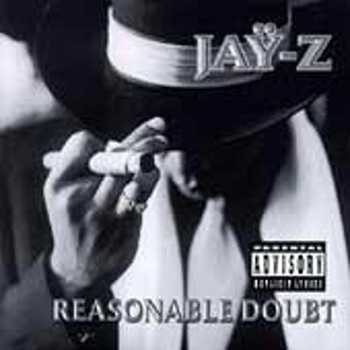 Reasonable Doubt by JAY-Z