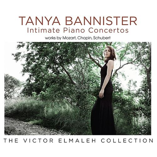 Intimate Piano Concertos by Tanya Bannister