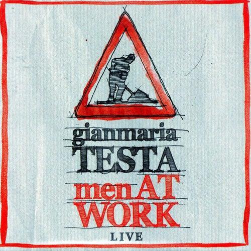 Men At Work (Live) de Gianmaria Testa
