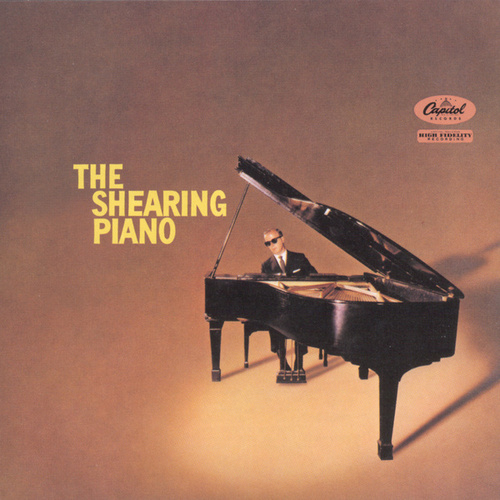 The Shearing Piano van George Shearing