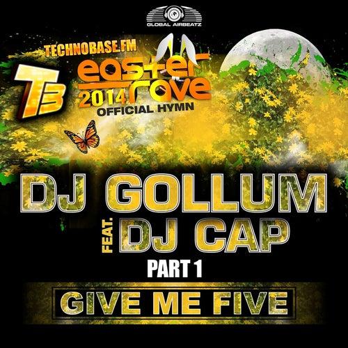 Give Me Five (Easter Rave Hymn 2k14), Pt. 1 (Remixes) von DJ Gollum