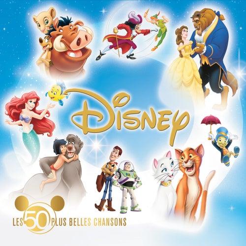 Disney: Les 50 Plus Belles Chansons (3 Vol.) de Various Artists