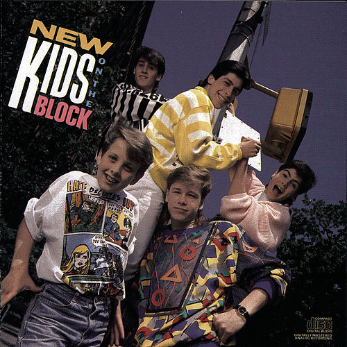 New Kids On The Block de New Kids On The Block