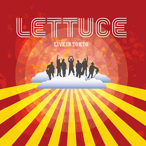 Live in Tokyo by Lettuce